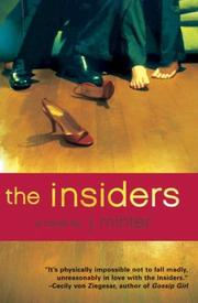 Cover of: The insiders