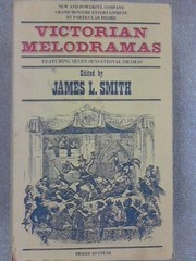 Cover of: Victorian melodramas |