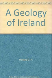 Cover of: A Geology of Ireland |