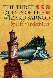 Cover of: The Three Quests of the Wizard Sarnod