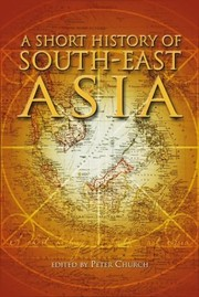 Cover of: A Short History of South-East Asia |