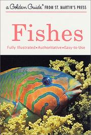 Cover of: Fishes (A Golden Guide from St. Martin