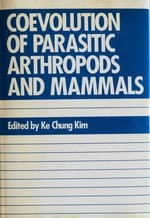 Cover of: Coevolution of parasitic arthropods and mammals |