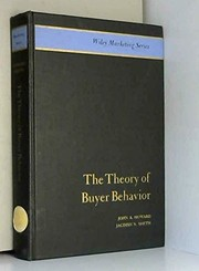 Cover of: The theory of buyer behavior | Howard, John A.