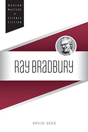 Cover of: Ray Bradbury (Modern Masters of Science Fiction)