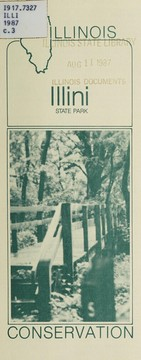 Cover of: Illini State Park | Illinois. Department of Conservation