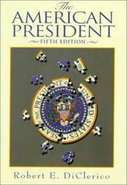 Cover of: The American president