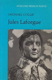 Cover of: Jules Laforgue | Michael Collie