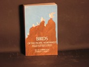 Cover of: Birds of the Pacific Northwest; with special reference to Oregon