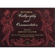 Cover of: Pictorial calligraphy and ornamentation | Edmund V. Gillon
