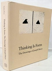 Cover of: Thinking is form