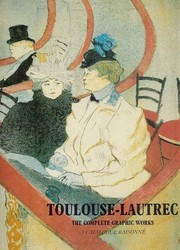Cover of: Toulouse-Lautrec | Götz Adriani