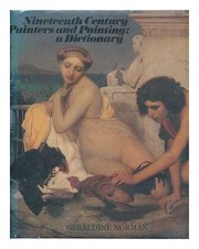 Nineteenth-century painters and painting