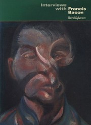 Cover of: Interviews with Francis Bacon