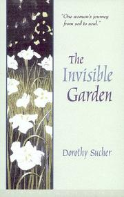 Cover of: The invisible garden