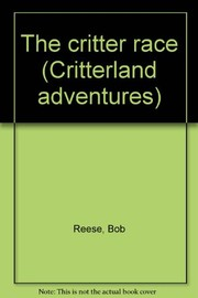 Cover of: The critter race