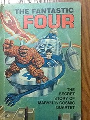 Cover of: The Fantastic Four | David Anthony Kraft