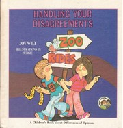 Cover of: Handling your disagreements
