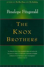 Cover of: The Knox brothers