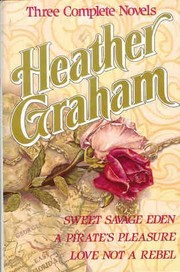 Cover of: Three complete novels | Heather Graham