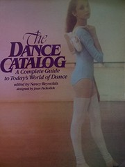 Cover of: The dance catalog |