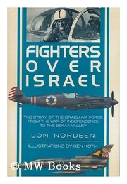 Cover of: Fighters over Israel | Lon O. Nordeen