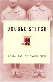 Cover of: Double stitch