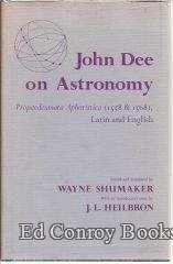 Cover of: John Dee on astronomy =