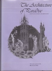 Cover of: The architecture of paradise