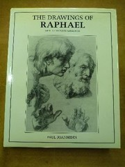 Cover of: The drawings of Raphael
