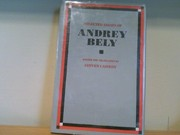 Cover of: Selected essays of Andrey Bely