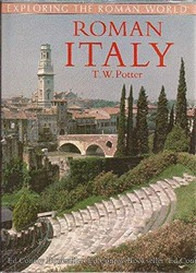 Cover of: Roman Italy | T. W. Potter