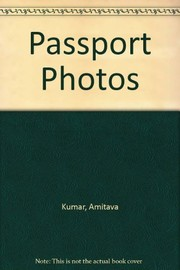 Cover of: Passport photos