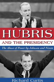 Cover of: Hubris and the Presidency