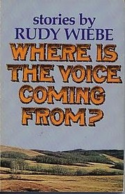 Cover of: Where is the voice coming from?
