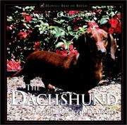 Cover of: Dachshund | Gordon, Ann