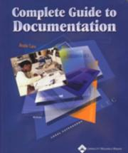 Cover of: Complete Guide to Documentation