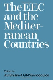 Cover of: The EEC and the Mediterranean countries