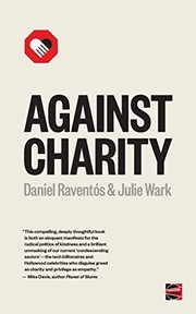 Cover of: Against Charity (Counterpunch)