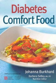 Cover of: Diabetes Comfort Food