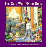 Girl who hated books by Manjusha Pawagi