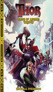 Cover of: Marvel The Tales of Asgard Trilogy