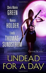 Cover of: Undead for a Day: Urban Fantasy (X) 3