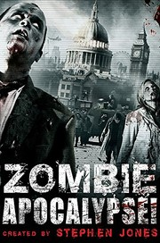 Cover of: Zombie Apocalypse! | Peter Atkins, Pat Cadigan, Peter Crowther