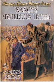 Cover of: Nancy's mysterious letter | Carolyn Keene