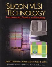 Cover of: Silicon VLSI Technology | James D. Plummer