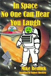 Cover of: In Space No One Can Hear You Laugh