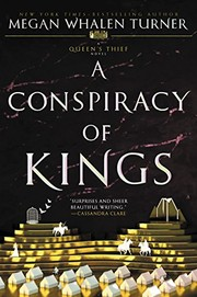Cover of: A Conspiracy of Kings (Queen's Thief)