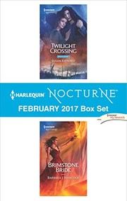 Cover of: Harlequin Nocturne February 2017 Box Set: An Anthology