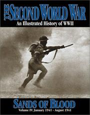 Cover of: The Second World War Vol. 4 - Sand of Blood |